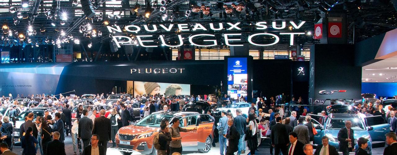 Nouveaux SUV Peugeot