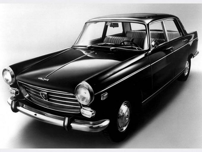 Peugeot History