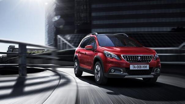 Peugeot 2008 eCard 2017