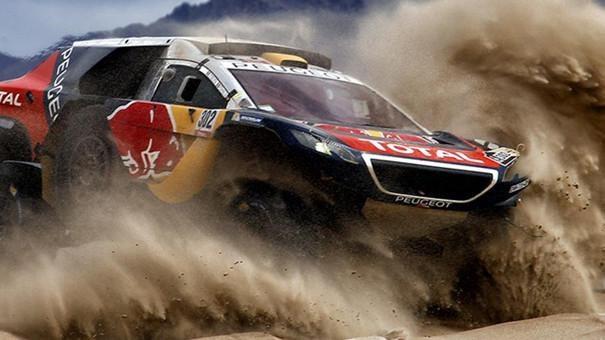 Peugeot Dakar eCard 2017