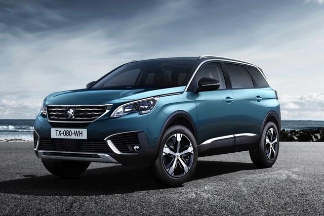 Peugeot Mondial 2016