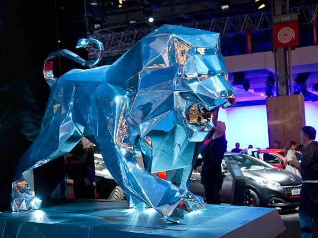 Peugeot Lion Mondial 2016